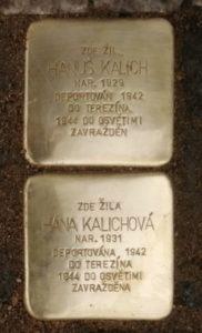 Kalich Hanuš Praha 6 ČS Armády 19