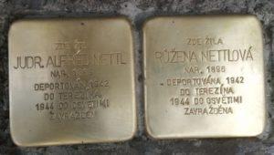 Nettl Alfred Praha 3 Gradecká 20