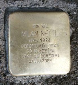 Nettl Milan Praha 3 Hradecká 20